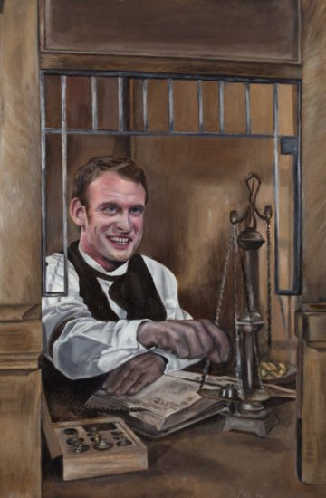 Emmanuel Macron Gilets Jaunes